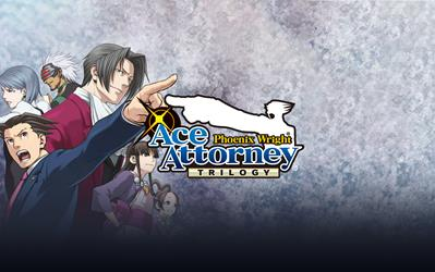 Phoenix Wright: Ace Attorney Trilogy cover